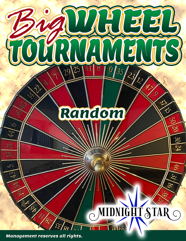 Big Wheel Tournament